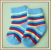 children terry socks