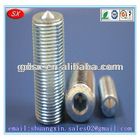 DIN975 Zinc plated 4.8 grade M3-M56 full thread rod,all thread rod anchor,ISO9001