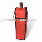 2010 Polyester bottle bag,Polyester bottle holder,Wine packaging bag