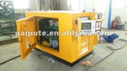 oil field gas generator (open type / canopy type ,20kW,coal bed gas,oil field gas as fuel )