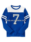 Blue&White Boy Sport T-Shirt