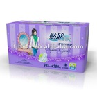 Bestselling, ultra-thin, new type sanitary pad