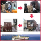 lowest shipping rate from Foshan to Abu Dhabi
