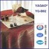 YAGAO Jacquard Table Cloth, Napkin, Table Runner YG-B02
