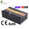500W Pure sine wave inverter,DC24V to AC100~120V/220~240V,Solar power inverter,CE&ROHS Approved