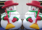 Christmas man & inflatable snowman & inflatable party decoration