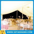 10x25 outdoor large lightweight fabric tent
