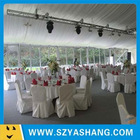 party tent decoration