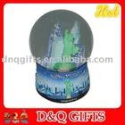 Souvenir snow globe,water globe