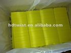 HDPE/LDPE plastic twist ties for food bag/trash bag