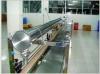Stepless speed regulation conveyor