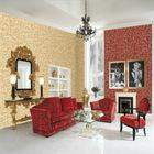 Ivy Vines PVC Wallpaper,Home Decorative PVC Wallpaper,Country Design PVC Wallpper