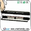 19 UTP Cat.6 Patch Panel 16 Ports