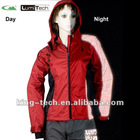 women's safety weather shield jacket reflective jacket