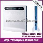 100% Brand New Original Unlock 100Mbps HUAWEI B593 Mobile Hotspot,4G LTE Wireless Router