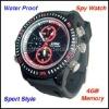 Waterproof Sport Watch with HD Camera + Motion Sensor