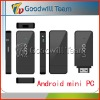 2012 Newest android Uhost Mini PC 1G/4G memory 1GHZ TF card support up tp 32G - Free Shipping by China Post