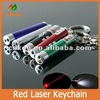 Promational pen light keychain