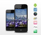 MTK6577 Dual Core Android 4.0 Wifi GPS Smart Phone Hero H2000+
