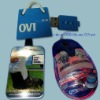 Stylish mini usb optical mouse gift set