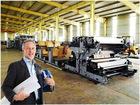 Kraft paper automatic bag Production Line