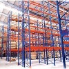 Warehouse selective rack pallet rack