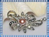 Nice 10mm Fashion Freshwater Pearl Brooch Pin BR240
