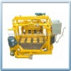 QMY4-30 automatic mobile concrete block making machine