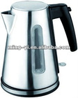 2012 new 1.7 L fast stainless steel automatic easy clean Electric Kettle