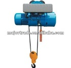 South Africa MD1 Wire Rope Electric Hoist