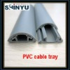 plastic extrusion pvc cable tray