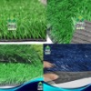 artificial plastic turf