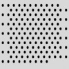 aisi 316L stainless steel perforated sheet/plate