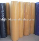 Colorful breathable 85g pp spunbonded non woven fabric for table cloth
