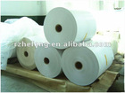 one/ both side coated art paper in rolls on alibaba china