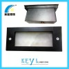 IP54 stainless steel surface 12v outdoor led step light