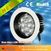 New style recessed 12W LED Ceiling light