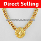Wholesale Rihanna's LION HEAD NECKLACE Best price!!!