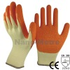 NMSAFETY hot sale red latex gloves