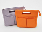 Hot selling polyester bag organizer insert
