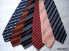High Quality Men's Jacquard Woven Silk Necktie with Fashion Design