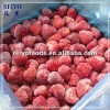 Frozen IQF strawberry
