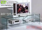 LCD TV Stand With DVD Shelf T006