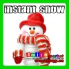 New arrival novelty Non-toxic polymer christmas snow artificial