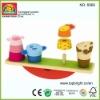 Wooden Toys puzzle 3d