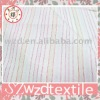 Oxfort shirting fabric