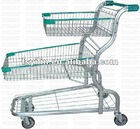 CC09-B metal galvanized + powder coating garden flat trolley