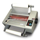 LCD display and Heated roll laminating machine