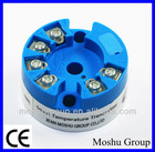 Hot sale High accuracy pt100 rtd temperature transmitter MS180