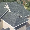 PVC roof rain gutter
